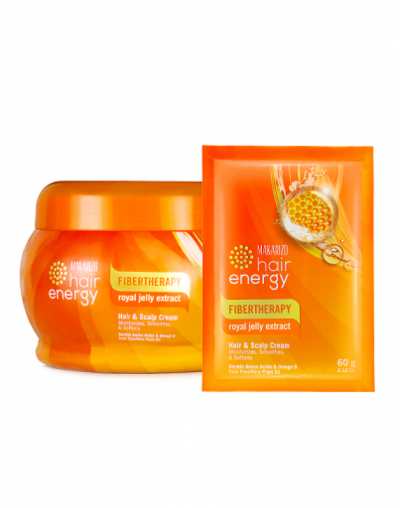 Makarizo Hair Energy Fibertherapy Hair & Scalp Cream
