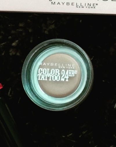 Maybelline Eyestudio Color Tattoo 24 HR