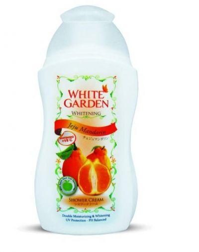 White Garden Whitening Shower Cream