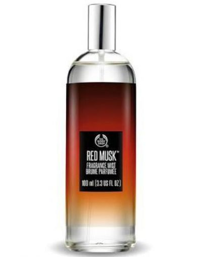The Body Shop Red Musk Fragrance Mist