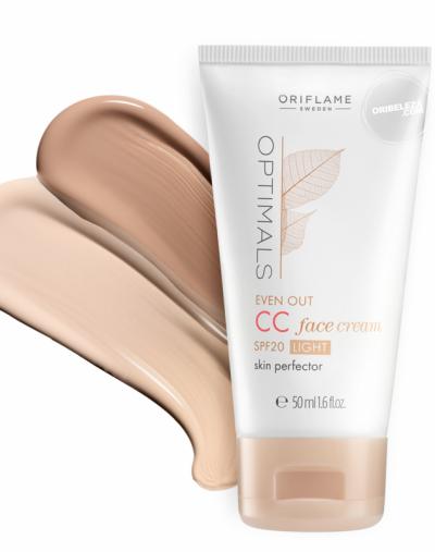 Oriflame Optimals even out CC Cream SPF 20