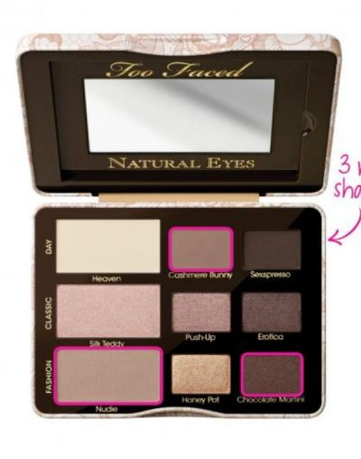 Too Faced TOO FACED NATURAL EYES PALLETE