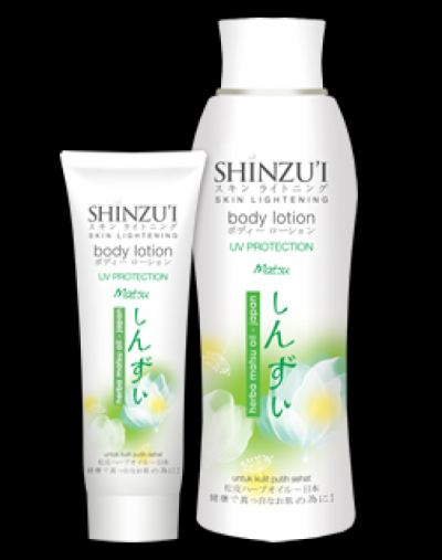 Shinzui Shinzui Skin Lightening Body Lotion