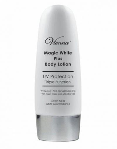 Vienna Magic White Plus Body Lotion