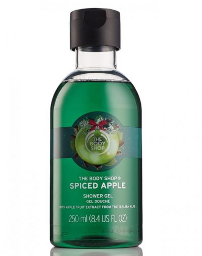 The Body Shop Spiced Apple Shower Gel