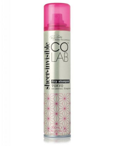 COLab Sheer & Invisible dry shampoo