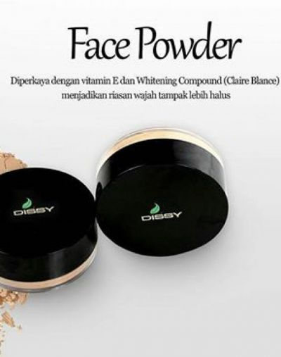 Dissy Miracle Face Powder