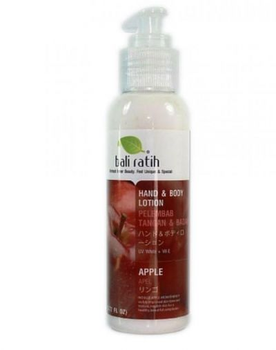 Bali Ratih Apple Hand and Body Lotion