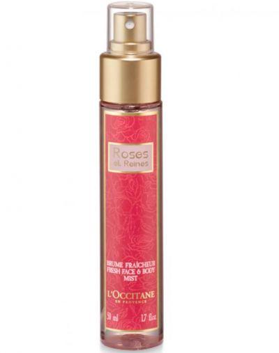 L'Occitane Roses et Reines Fresh Face & Body Mist
