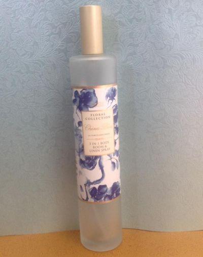 Marks & Spencer China Blue 3 in 1 Body, Room & Linen Spray