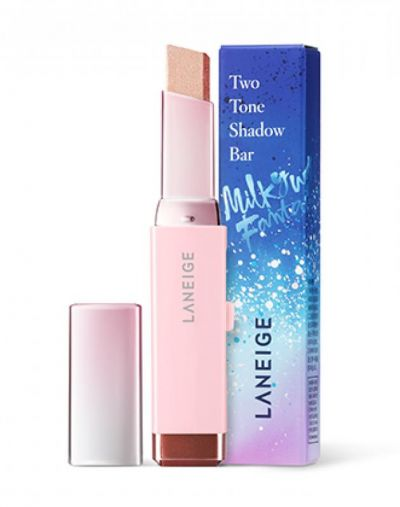 Laneige Two Tone Shadow Bar Milky Way Fantasy - Holiday Limited Edition