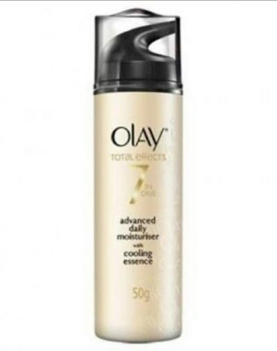 Olay Total Effect 7 in One Advanced daily Moisturiser with Cooling Essence