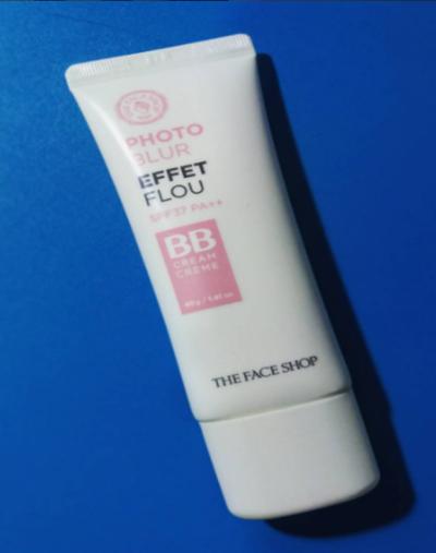 The Face Shop Photo Blur BB Cream SPF37
