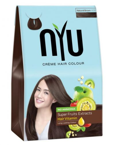 NYU Hair Colour