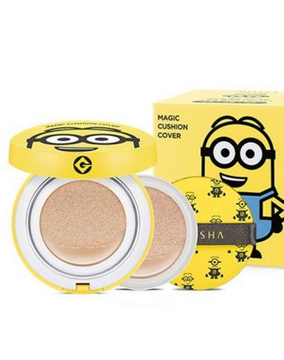 Missha M Magic Cushion Cover Minions Edition