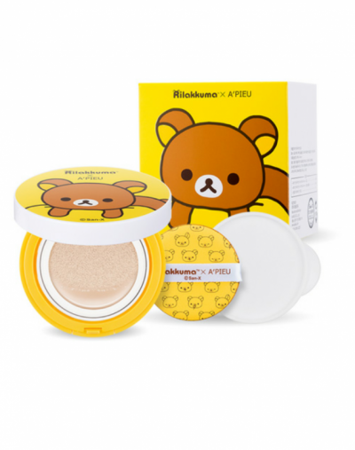 APIEU Air fit cushion xp rilakkuma edition