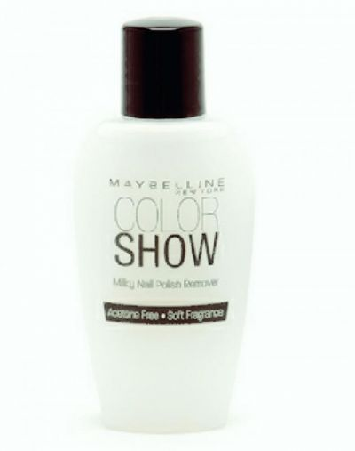 Maybelline Color show milky nail polish