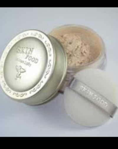 Ristra Face Powder Beauty Product