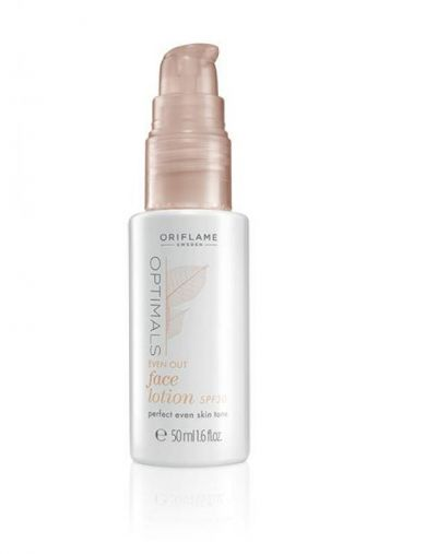 Oriflame optimals even out face lotion spf 30