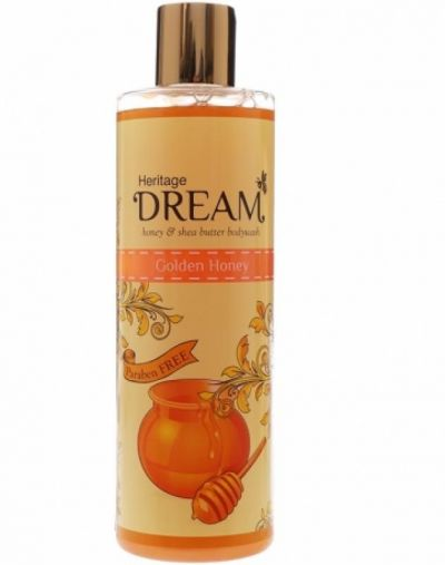 Honey & Shea Butter Bodywash