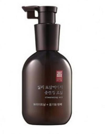 illi illi Total Aging Care Cleansing Oil
