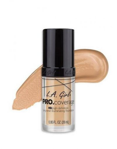 LA Girl Pro Coverage HD Liquid Foundation