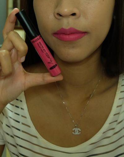 Nabi Long Lasting Matte Lip Gloss