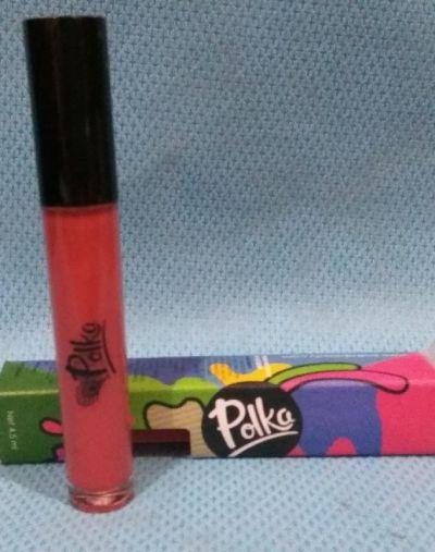 Polka Cosmetics Matteness Lip Lacquer