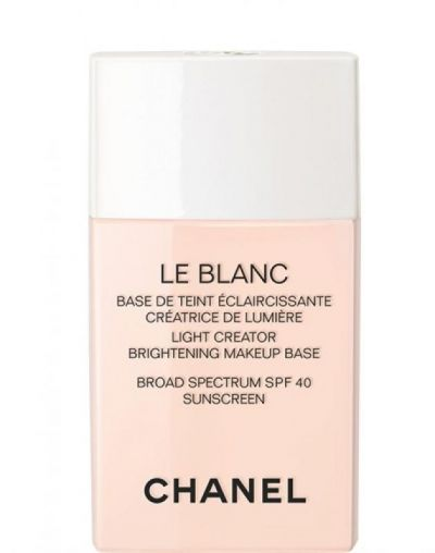 Chanel Le Blanc Light Creator Brightening Makeup Base SPF 40