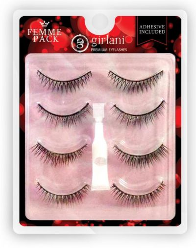 Girlani Lashes Multipack Girlani Lashes