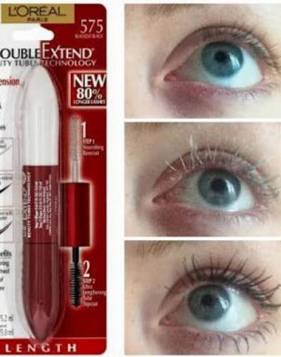 L'Oreal Paris Double Extend Beauty Tubes Mascara