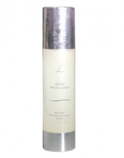Larissa Silver Series Acne Facial Wash