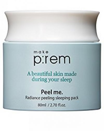 Make Prem Peel Me Radiance Sleeping Pack