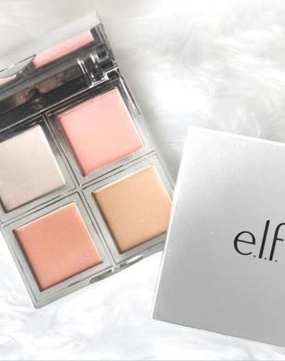 E.L.F Beautifully Bare Total Face Palette