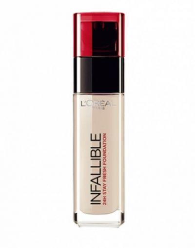 L'Oreal Paris Infallible 24H Stay Fresh Liquid Foundation