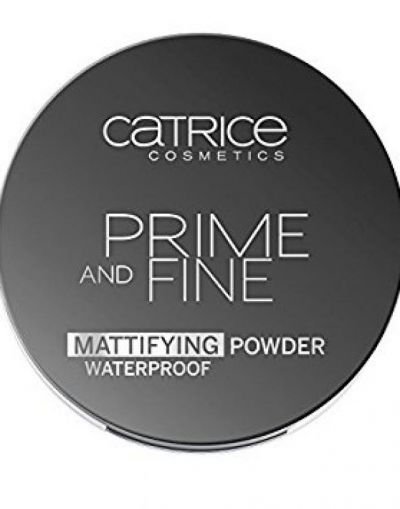 Prime and Fine Mattifying Waterproof Powder