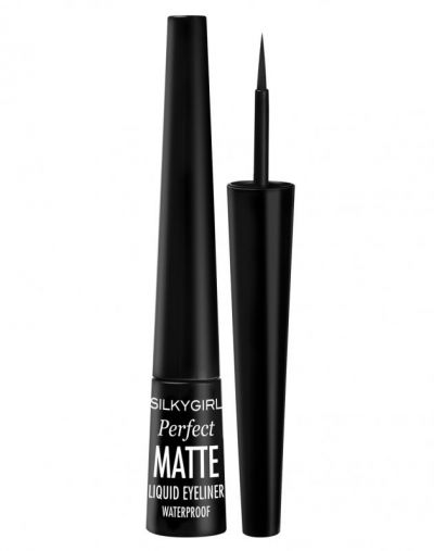 SilkyGirl Perfect Matte Liquid Eyeliner