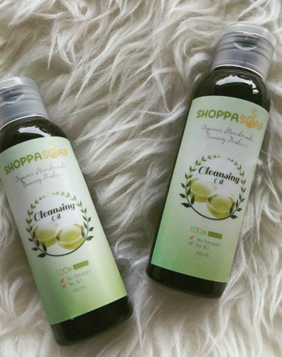Shoppasoap Cleansing Oil