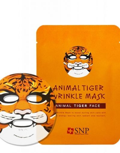 Animal Tiger Face