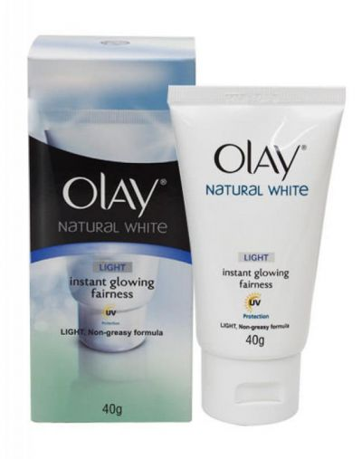 Olay Natural White Insta Glowing Fairness Cream