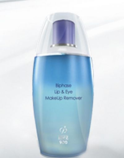 Inez Cosmetics BIPHASE - LIP & EYE MAKE UP REMOVER