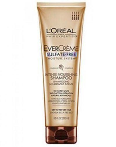 l 39 oreal paris evercreme sulfate free moisture system intense nourishing shampoo beauty product. Black Bedroom Furniture Sets. Home Design Ideas
