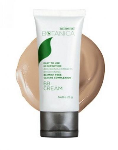 Mineral Botanica BB Cream