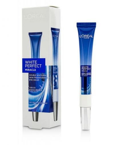 L'Oreal Paris White Perfect Magic White Double Whitening Eye Cream