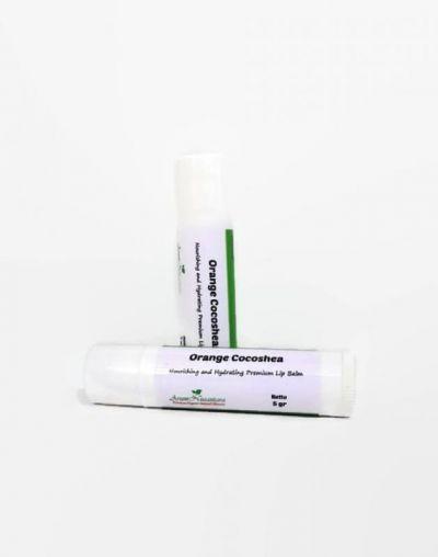 ArumNusantara Premium Lip Balm Orange Cocoshea