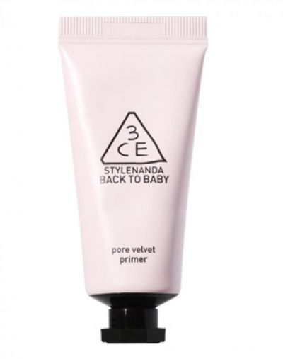 3CE 3CE BACK TO BABY PORE VELVET PRIMER