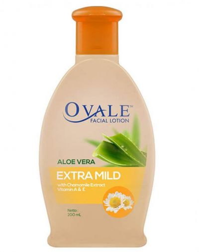 Ovale Facial Lotion Extra Mild
