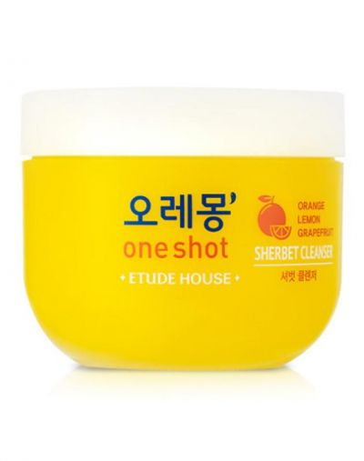 Etude House O-LE-MONG One Shot Sherbet Cleanser