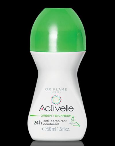 Oriflame Activelle Green Tea
