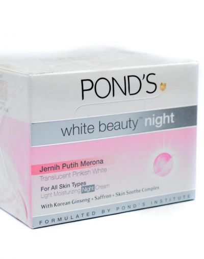 Pond's White Beauty Night Cream